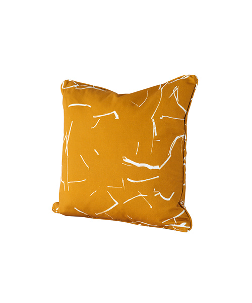 Erde-Stoff Studios / No.2 Mustard Cushion