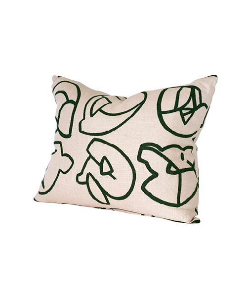 Erde-Stoff Studios / Icon : Clerkenwell Cushion